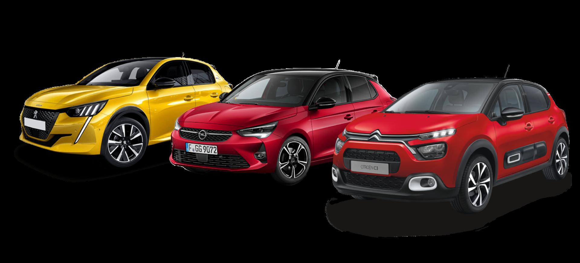 Macchine_Citroen_Peugoet_Opel