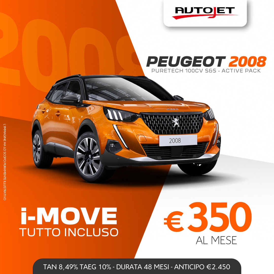 Promozioni Peugeot 2008 Peugeot Ciriè
