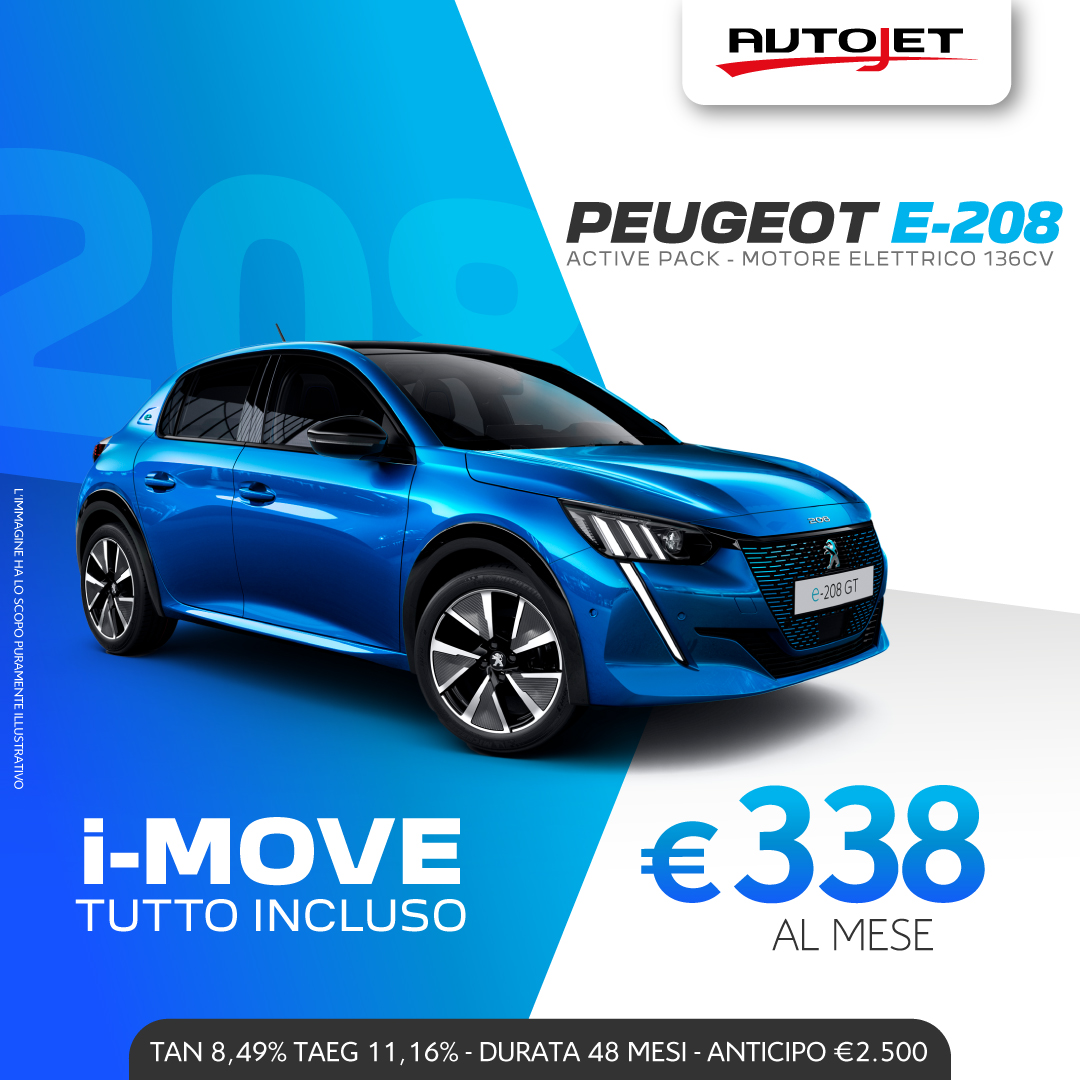Promozioni Peugeot 208 Peugeot Ciriè