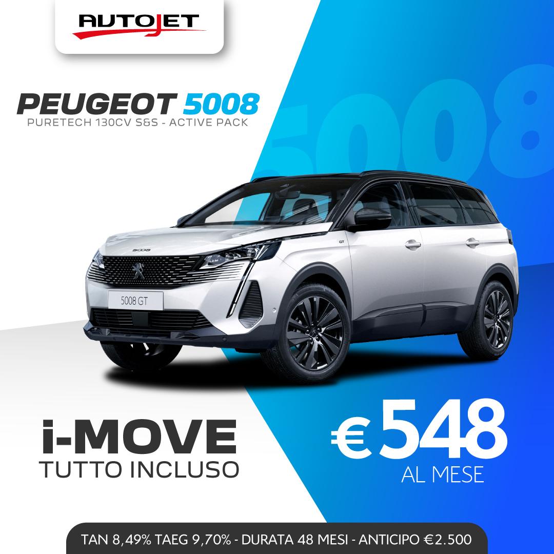 Promozioni Peugeot 5008 Peugeot Ciriè