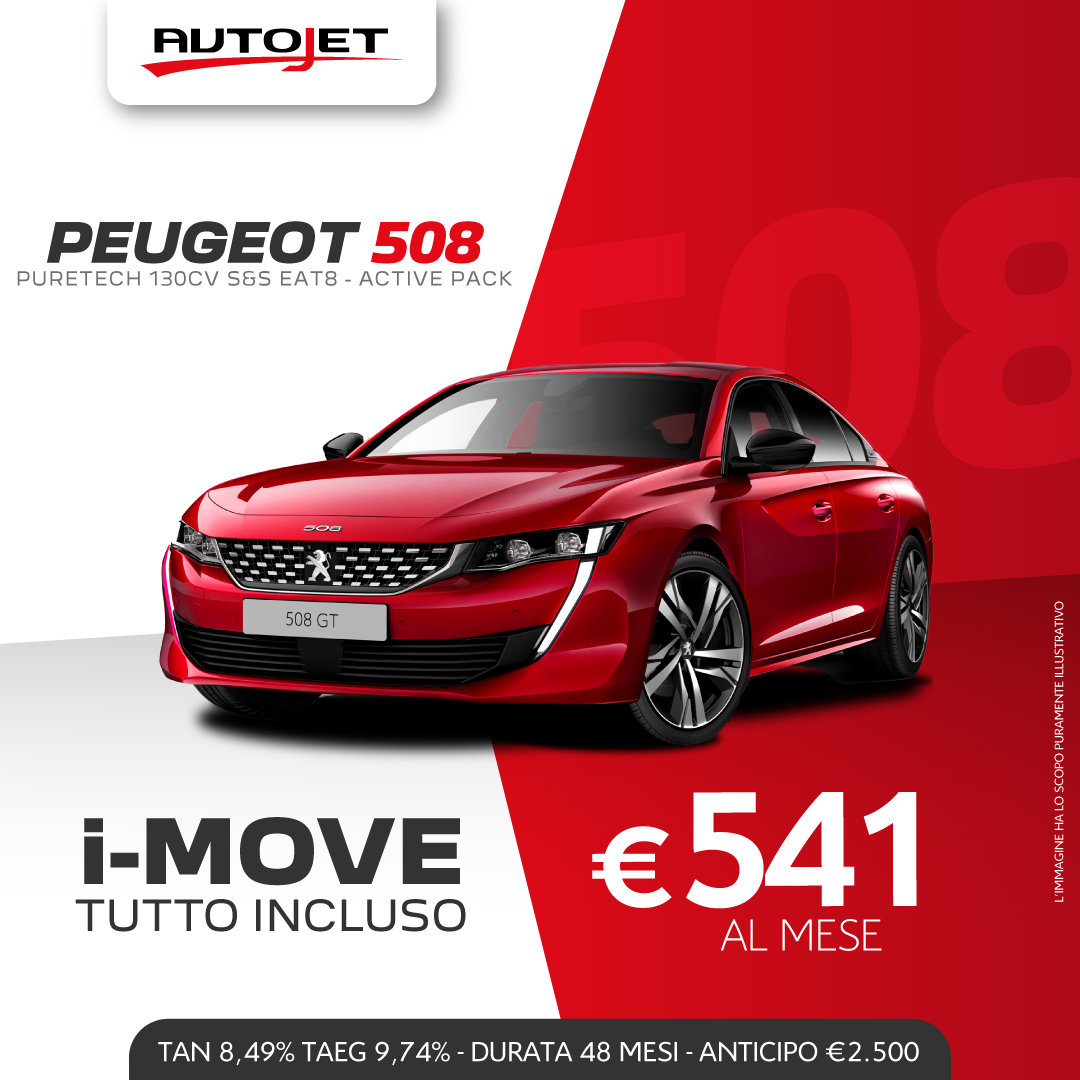 Promozioni Peugeot 508 Peugeot Ciriè