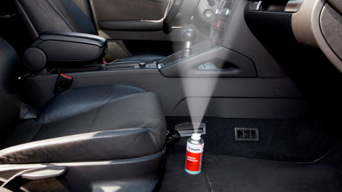 igienizzazione auto a torino