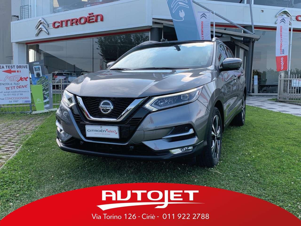 Nissan Qashqai Qashqai 1.3 dig-t_Usata_autojet_Come_Nuova_1